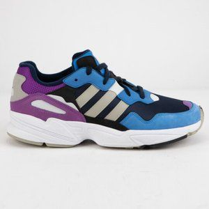 Brand New ADIDAS Yung-96 Navy Mens Shoes